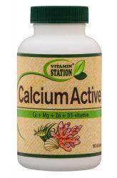 Vitamin Station Calcium Active 100 db