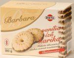 Gluténmentes barbara vaníliás karika 180g