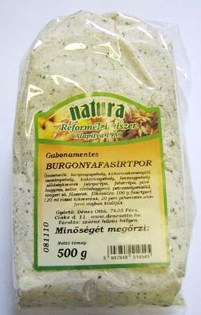 Dénes-Natura burgonyafasírt 250g