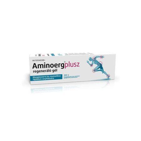 Aminoerg Plusz regeneráló gél 100g