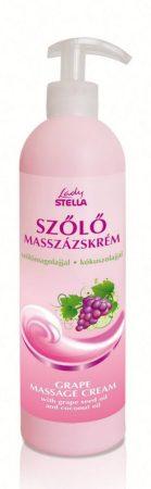 Stella szőlő masszázskrém 500ml