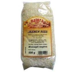 Dénes-Natura fehér jázmin rizs 250g