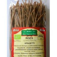 Rédei Bio rozs teljes kiőrlésű tönkölytészta spagetti 250g