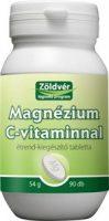Zöldvér magnézium c-vitaminnal 90db