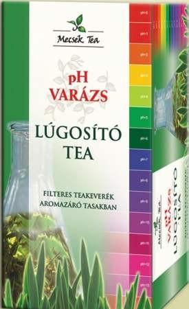 Mecsek pH Varázs lúgosító tea