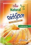 Gluténmentes haas natural sütőpor 12g