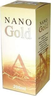 Nano Gold Arany kolloid 200 ml
