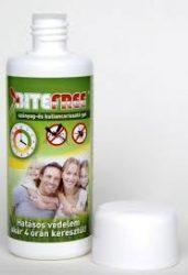Bitefree Szúnyog -és kullancs riasztó Gél 100 ml