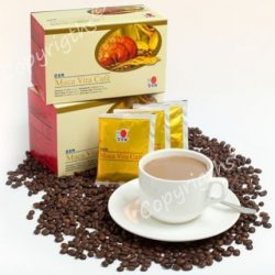 DXN Maca Vita kávé ginsenggel és maca porral