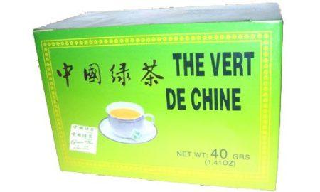 Dr. Chen Eredeti Kínai Zöld Tea Filteres 20db