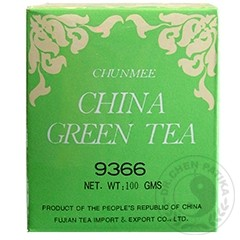 Dr. Chen Eredeti Kínai Zöld Tea Szálas 100g