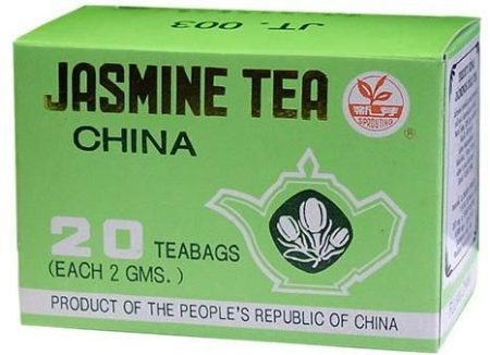 Dr. Chen Eredeti Kínai Zöld Tea+Jázmin Filteres 20db