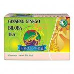 Dr. Chen Ginseng Gingko Zöldtea filteres 20db