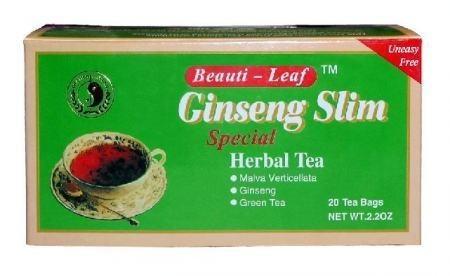 Dr. Chen Ginseng Slim Zöld tea filteres 20db