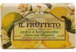 Nesti Dante szappan citrom és bergamott 250g