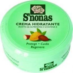 S'nonas Hidratáló Krém Mandulás E-vitaminnal 200ml