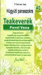 Pavel Vana teakeverék húgyúti panaszokra filteres 40db
