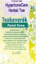 Pavel Vana teakeverék vérnyomás problémákra filteres 40db