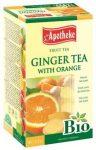 Apotheke tea gyömbéres narancs filteres 20db