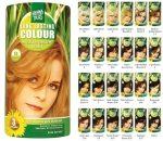 Hennaplus hajfesték 5.3 világos arany
