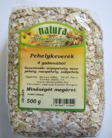 Dénes-Natura Pehelykeverék 4 gabonás 500g