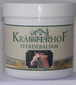 Krauterhof lóbalzsam frissítő 250ml