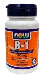 Now b1 vitamin 100mg tabletta 100db