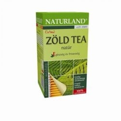 Naturland Zöld Tea, filteres 20db