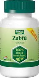 Zöldvér zabfű 100% tabletta 150db
