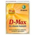 Dr. Chen D-Max Kapszula 80db