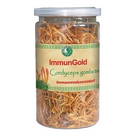 Dr. Chen Immungold Teacordyceps Gomba tea 40g