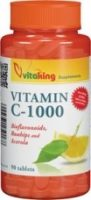 Vitaking C-vitamin 1000mg Bio (90)