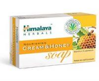 Himalaya szappan hidratáló krémes mézes normál bőrre