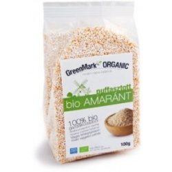 GreenMark Bio amaránt puffasztott 100 g