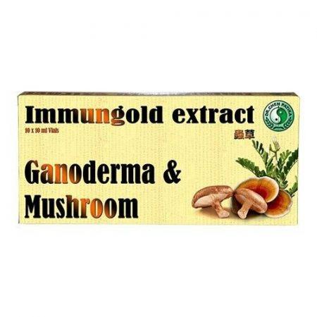 Dr. Chen Immungold Ganoderma ampulla 10x10ml