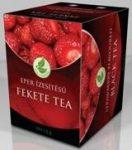 Herbária tea fekete eper ízű filteres 10db