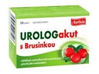 Apotheke urologakut tabletta 30db