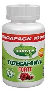Innovita tőzegáfonya forte tabletta megapack 100db