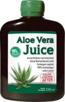 Aloe vera juice 99% tisztaságú 250ml
