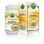 Herbária kurkuma gyömbér tabletta 120db
