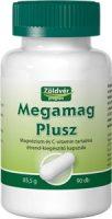 Zöldvér megamag plusz magnézium és c-vitamin kapszula 90db