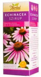 Innopharm herbal echinacea szirup propolisz+c-vitamin 150ml