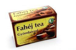 Dr. Chen Fahéj Tea Gyömbérrel Filteres 20db
