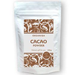Ásványi anyagok és nyomelemek a kakaóban: magnézium, cink, réz, kén, kalcium, vas, kálium, mangán