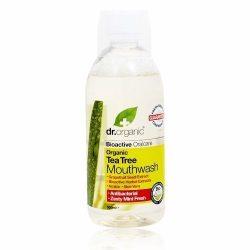 Dr.organic szájvíz teafa 500ml