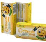 Bioeel C-vitamin 100mg rágótabletta propoliszos 20db