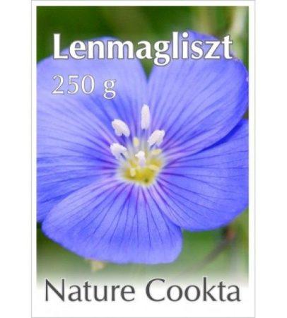 Nature Cookta lenmagliszt 250g