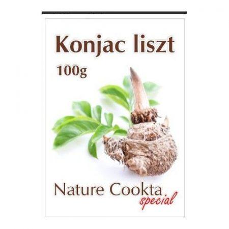 Nature Cookta speciális konjac liszt 100g