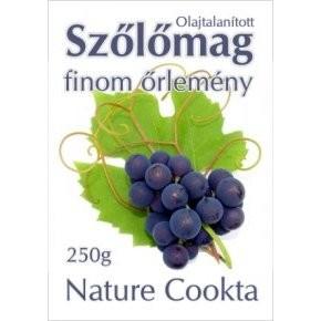 Nature Cookta szőlőmag finomőrlemény 250g
