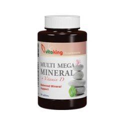 Vitaking Multi mega mineral (90)